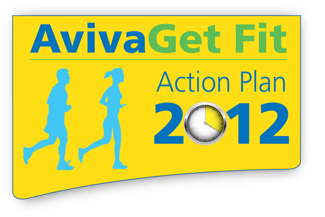 Aviva Get Fit 2012